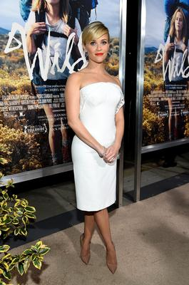 Reese Witherspoon produced and starred in 'Wild'.