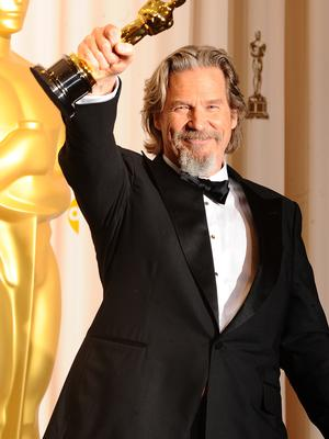 Jeff Bridges won an Oscar for his leading role in Crazy Heart (Ian West/PA)