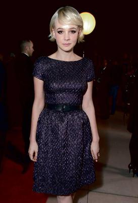 Carey Mulligan arrives at the 22nd Annual Palm Springs International Film Festival Awards Gala at the Palm Springs Convention Center on January 8, 2011 in Palm Springs, California.  (Photo by Alexandra Wyman/Getty Images For PSFF)