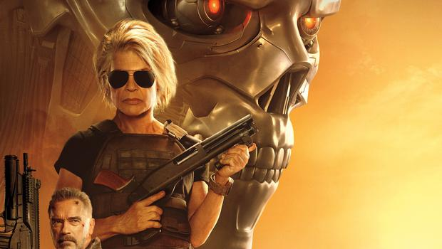 Linda Hamilton channels Arnold Schwarzenegger in new Terminator trailer (20th Century Fox)