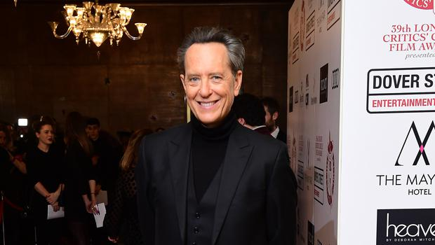 Richard E Grant does not think he will win an Oscar and is 'there for the ride' (Ian West/PA)