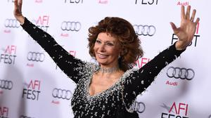 Sophia Loren enjoyed an evening paying tribute to her career at the AFI Fest