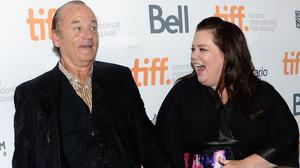Bill Murray thinks Melissa McCarthy would make a great female Ghostbuster