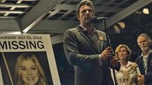 Ben Affleck plays a man whose wife is missing in Gone Girl