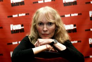 Mia Farrow was among those paying tribute to the actor (Andrew Parsons/PA)