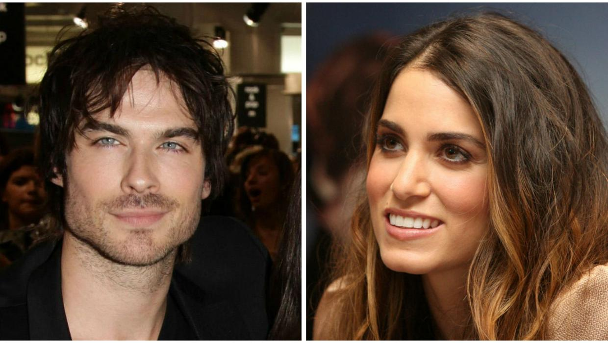 Ian Somerhalder And Nikki Reed Announce Baby News With A Dreamy Instagram Post Independent Ie