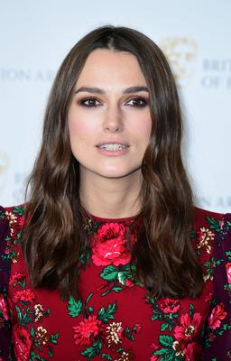 Keira Knightley said she is proud to have been one of the first UK catalysts of Time's Up (PA)