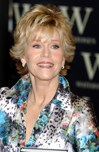 Hollywood star Jane Fonda has dedicated her life to charitable causes close to her heart (PA)