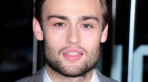 Douglas Booth was hailed as Most Stylish Man at the GQ awards