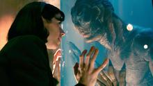 Otherworldly: Sally Hawkins and Doug Jones in The Shape of Water