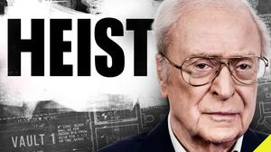 Heist With Michael Caine (Audible/PA)