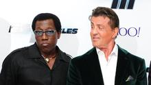 Wesley Snipes has said Sylvester Stallone wanted him in the first Expendables movie
