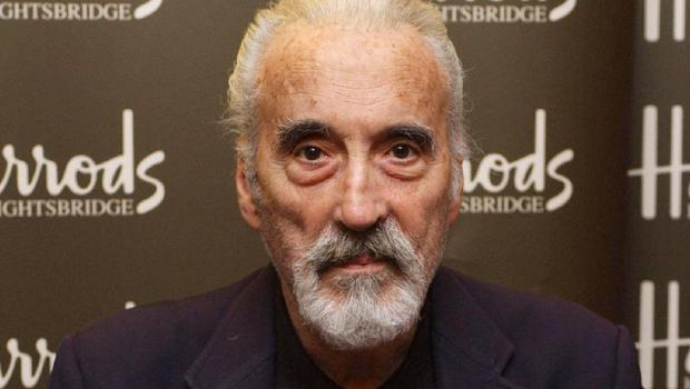 Christopher Lee played a villain in a James Bond film