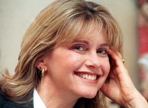 Olivia Newton-John, pictured in 1994, is best-remembered for starring in Grease (Stefan Rousseau/PA)