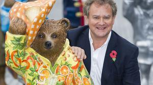 Hugh Bonneville stars in Paddington