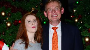 Catherine Tate and Martin Clunes play an engaged couple in Nativity 3: Dude Where's My Donkey? (Rex)