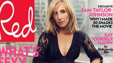 Sam Taylor-Johnson was interviewed for Red magazine