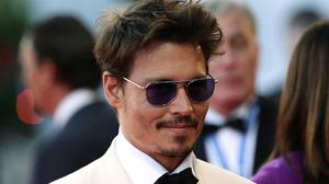 """Johnny Depp said James """"Whitey"""" Bulger declined to meet him in person"""