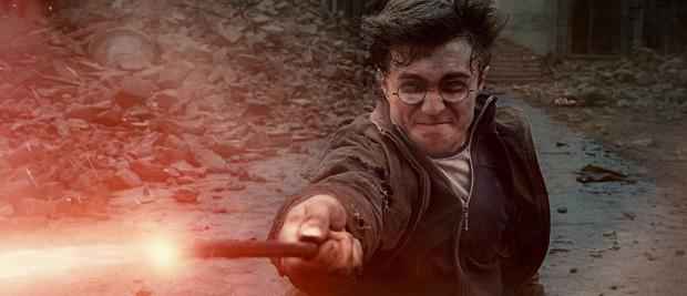 Daniel Radcliffe in Harry Potter And The Deathly Hallows – Part 2 (Warner Bros)