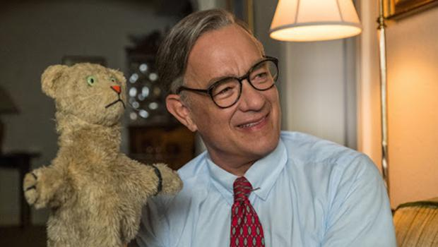 Tom Hanks is perfect as Mr Rogers