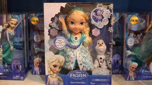 Frozen also generated a massive merchandising revenue stream