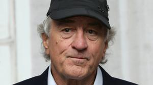 Robert De Niro plays Bernie Madoff