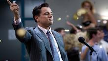 The Wolf Of Wall Street starring Leonardo DiCaprio was the most pirated film in 2014 (Universal Pictures UK)