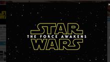 The next instalment, The Force Awakens, will be in cinemas in December
