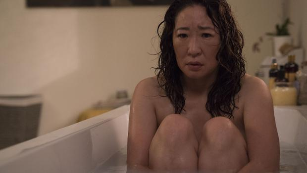 Sandra Oh will return as MI5 agent Eve in season two of Killing Eve (Aimee Spinks/BBC America/PA)