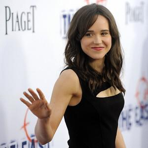 Ellen Page arrives at the Los Angeles premiere of The East