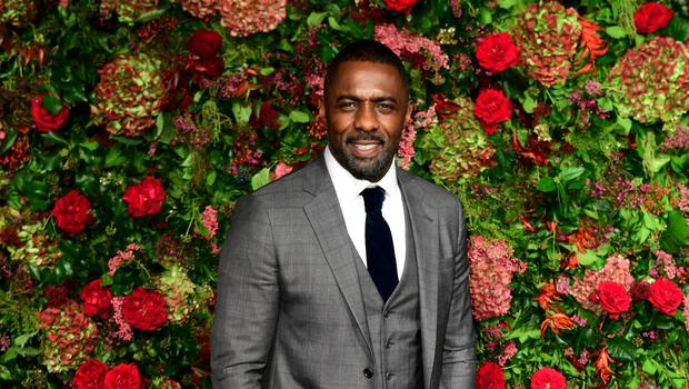 Idris Elba fuels James Bond speculation as he poses with Daniel Craig (Ian West/PA)
