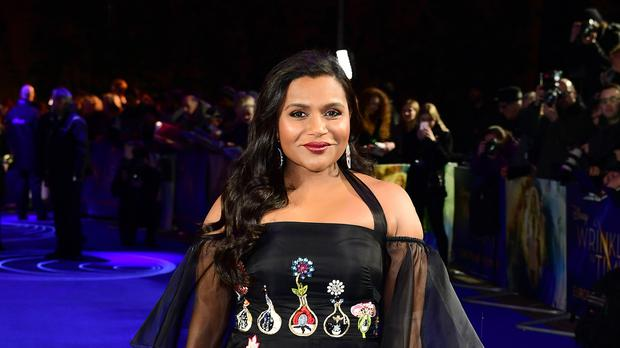 """Mindy Kaling has praised the """"intermittent fasting"""" technique (Ian West/PA)"""