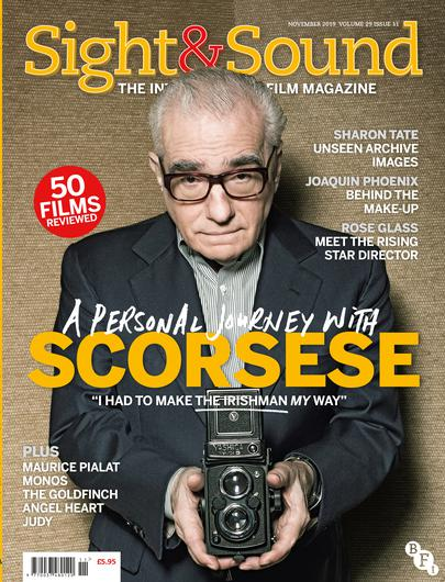 Martin Scorsese on Sight and Sound (Sight and Sound)