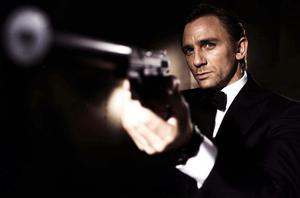 Daniel Craig played 007 for the second time in Quantum Of Solace (EON Productions/PA)