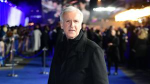 James Cameron directs the blockbuster (Ian West/PA)