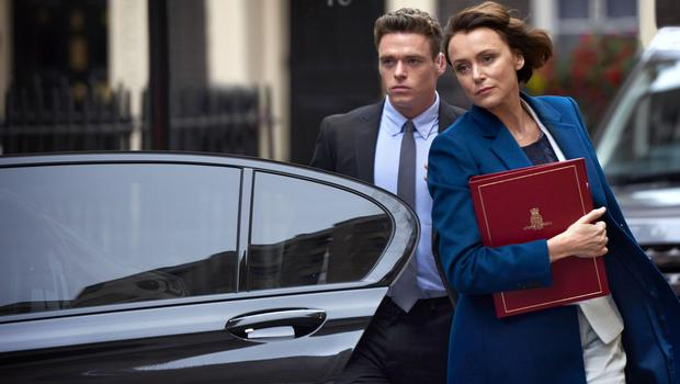 BBC drama The Bodyguard is nominated at the Golden Globes (Des Willie/BBC/PA)