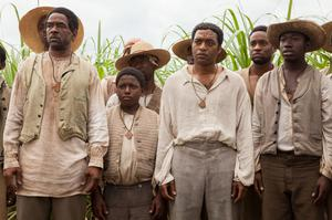 A scene from '12 Years A Slave'. The film was helped by Brad Pitt coming on board.