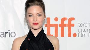 Holliday Grainger wasn't one of the boys on set of The Riot Club