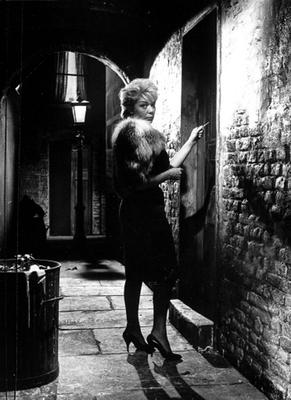 Brenda Bruce as Dora in Michael Powell's controversial 'Peeping Tom'