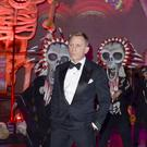 Daniel Craig starred in Spectre (Anthony Devlin/PA)
