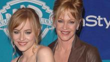 Dakota Johnson doesn't want mum Melanie Griffith to see the Fifty Shades movie