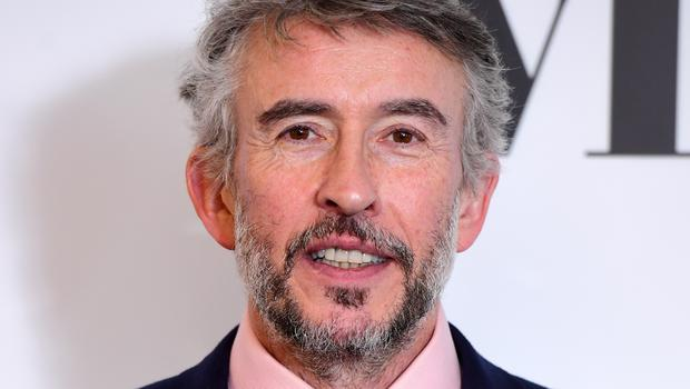 Steve Coogan said he could not get his teeth white enough for the role, so worse false ones (Ian West/PA)