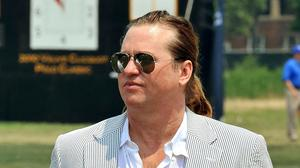 Hollywood actor Val Kilmer has opened up on surviving throat cancer (John Stillwell/PA)