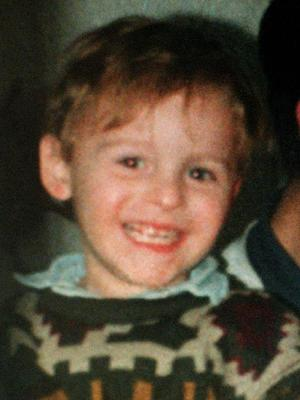 James Bulger, whose murder in 1993 shocked the nation (PA)