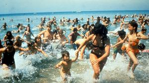 A scene from 1975 hit Jaws