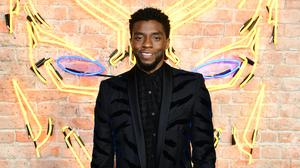Chadwick Boseman is best known for Black Panther (Ian West/PA)