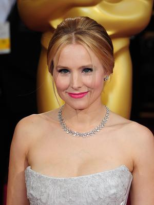 Kristen Bell revealed she warns her daughters over the themes contained in Disney classic Snow White (Ian West/PA)