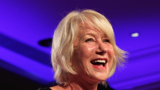 Dame Helen Mirren is promoting new thriller Eye In The Sky