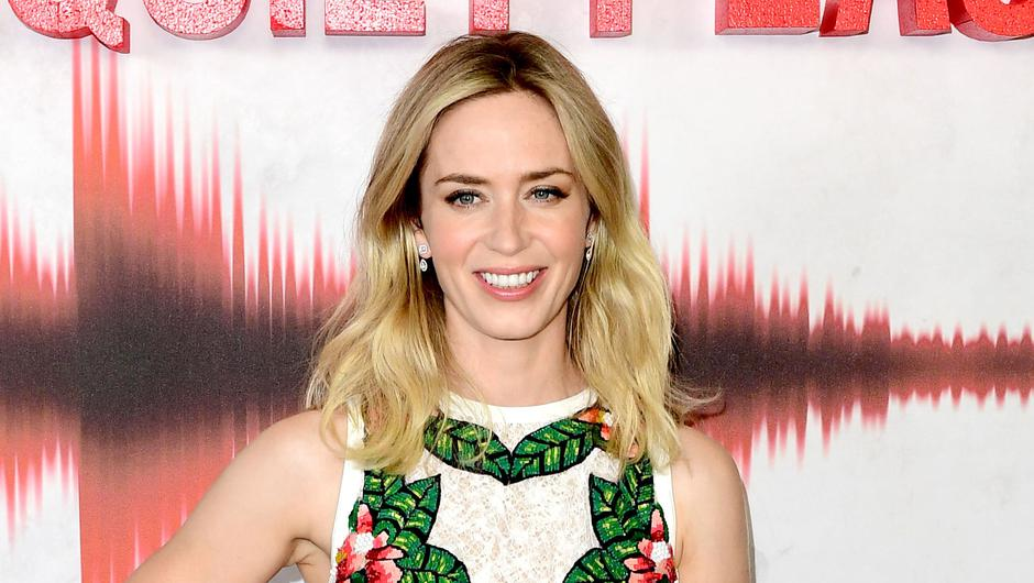Actress Emily Blunt (Ian West/PA)