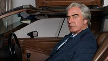 Alec Baldwin as John DeLorean in the film Framing John DeLorean